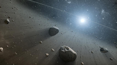 Asteroid 9 times size of ocean liner approaches Earth