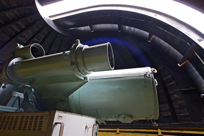 High precision astronomical unit. (RIA Novosti / Anton Denisov)