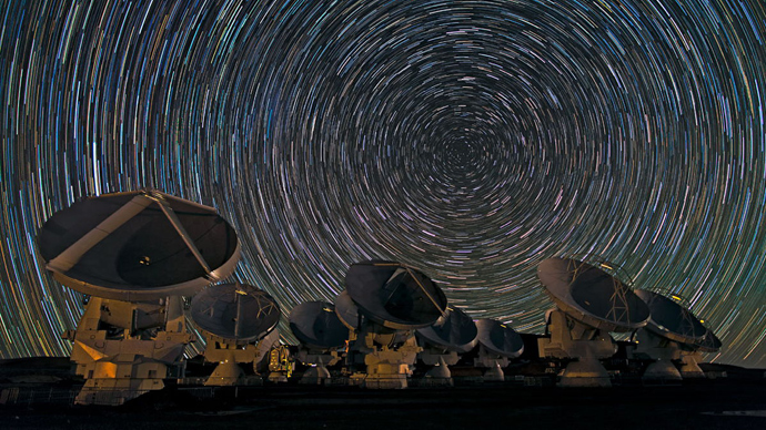 Window into Big Bang: World's largest ground-based telescope can see the birth of stars (PHOTOS)
