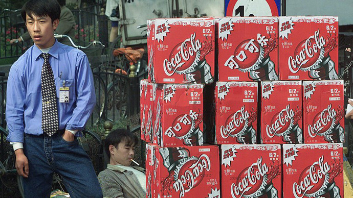 China fingers Coca-Cola in 'national security' mapping probe