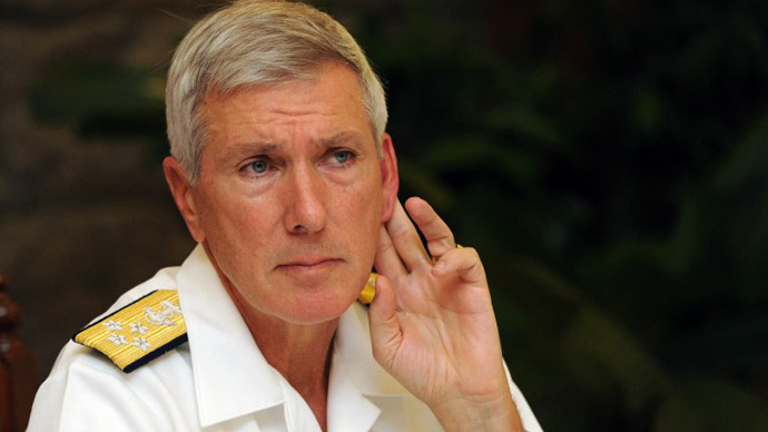 US Pacific commander declares climate change top security threat