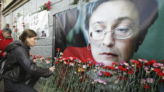 First verdict in Politkovskaya murder case comes into force