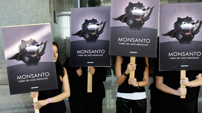 Monsanto announces huge profits despite public backlash