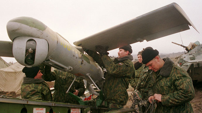 Russian weapons chief promises 'no-contact warfare' by 2020