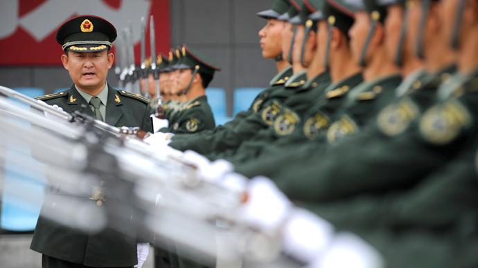 AFP Photo / Liu Jin