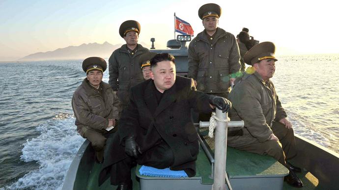 AFP Photo / KCNA