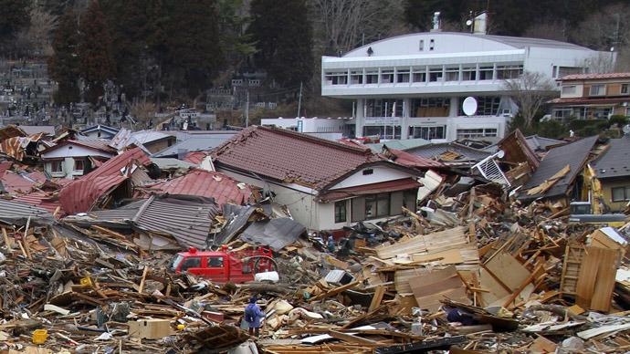 West Coast Earthquake Tsunami