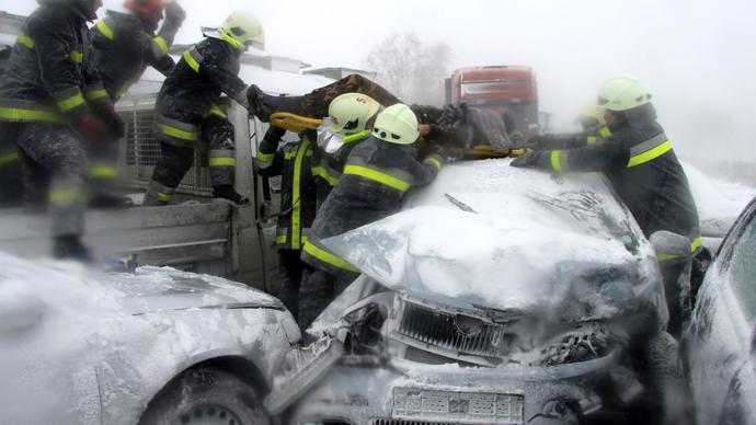 AFP Photo / Katasztrofavedelem
