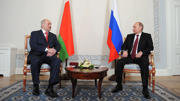 Lukashenko met Putin but fate of $2bln loan still on table