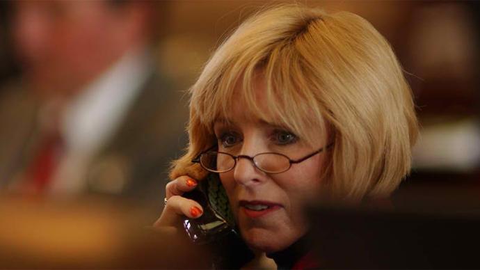 Texan politician under fire for opposing public breastfeeding