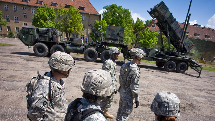 US drops key European missile defense component