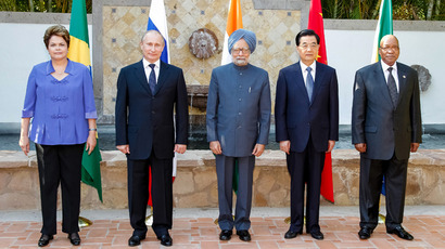 BRICS key element of emerging multipolar world – Putin