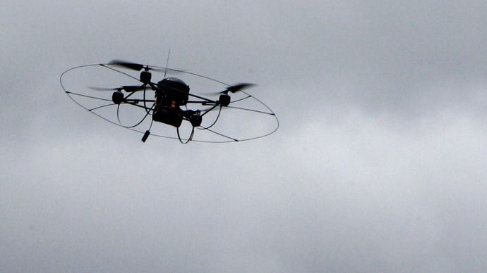 UK animal welfare group unleashes drones to stop illegal hunting