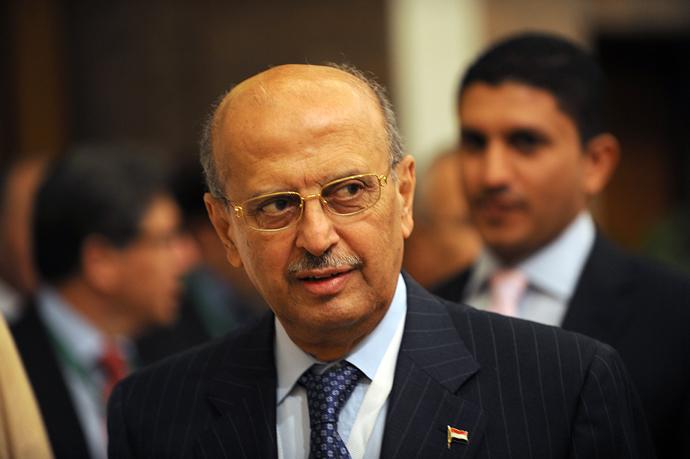 Yemeni Foreign Minister Abu Bakr Al-Qirbi (AFP Photo)