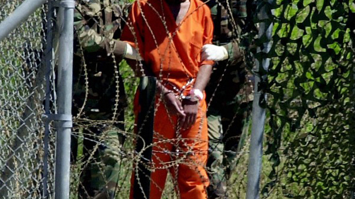 Guantanamo Bay, Cuba. (AFP Photo / Peter Muhly)