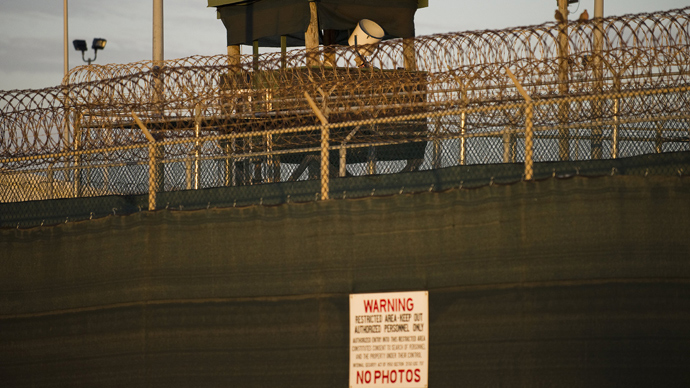 Аs Guantanamo hunger strike worsens, Navy brings in dozens of medical reinforcements