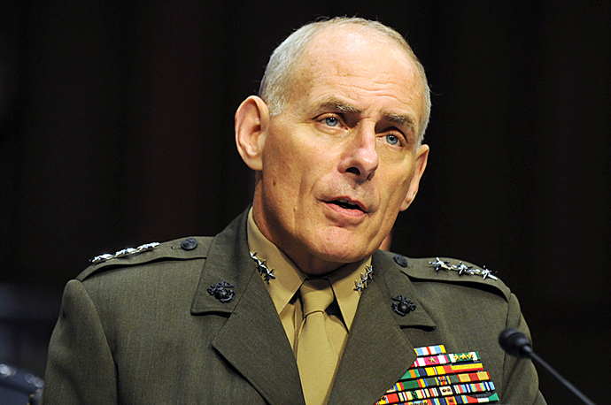 Marine Corps General John Kelly (Image from marinecorpstimes.com)