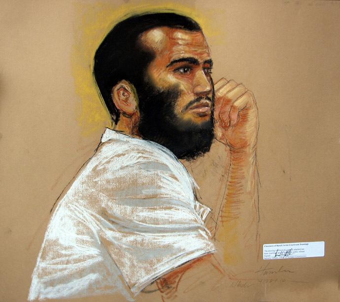 Omar Khadr (AFP/Janet Hamlin)