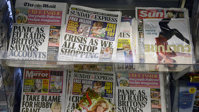 Freedom of press under pressure: UK to launch media regulator