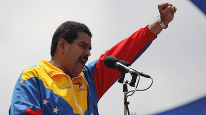 Venezuela holds its breath on eve of presidential polls