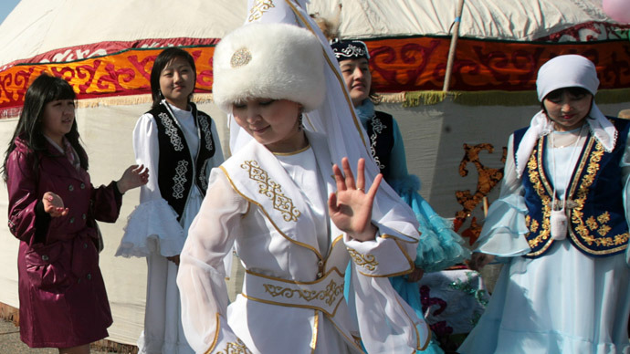 Goal! Scandalous Kazakhstani politician wants VIP brides to be prize in competition