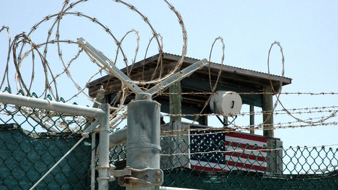 Gitmo press agent admits 21 inmates taking part in growing hunger strike
