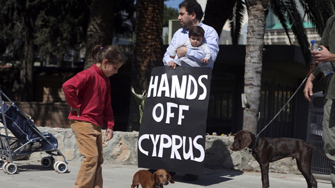Island afloat? Cyprus turns to Moscow for cash