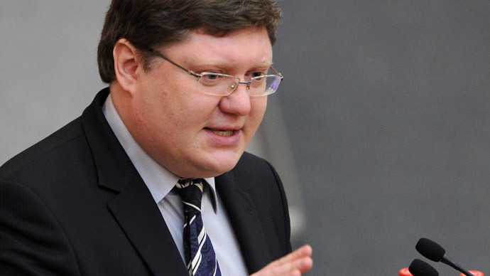 Duma blasts press mogul over MP-critical column