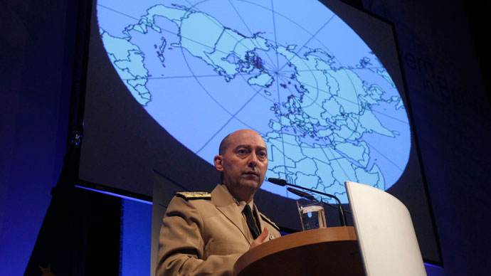 NATO nurturing Syria contingency plan - top US commander