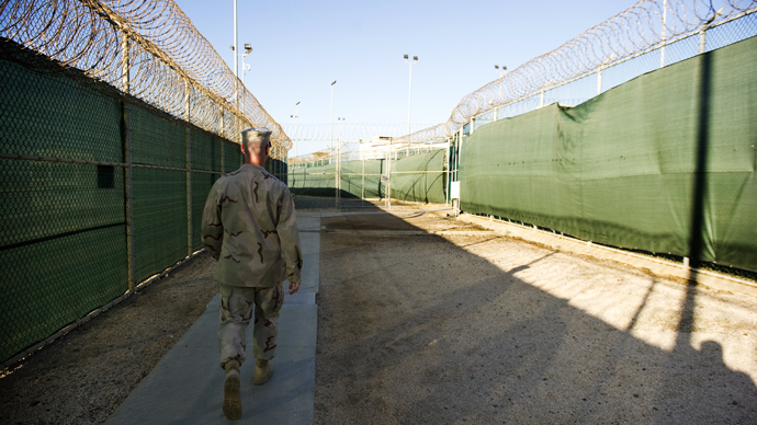 Over half of Gitmo prisoners join hunger strike – military official