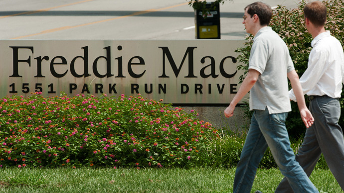 Freddie Mac sues banks for Libor losses