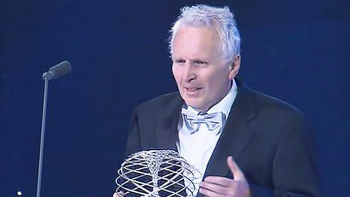 Russian-American physicist gets $3mn prize