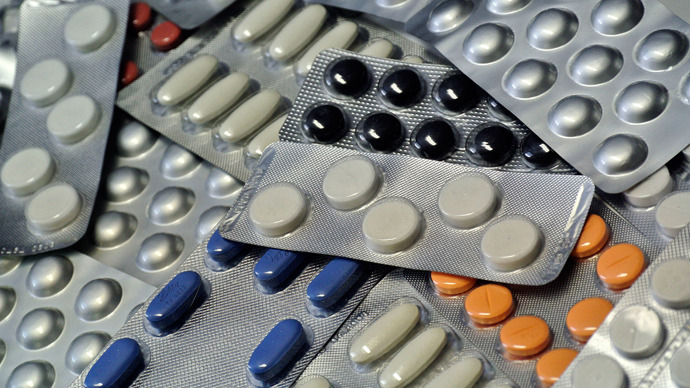 Placebo effective: UK doctors admit to prescribing inactive substances