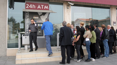 Cyprus bailout inside info? 132 companies pull out over $900mn in deposits