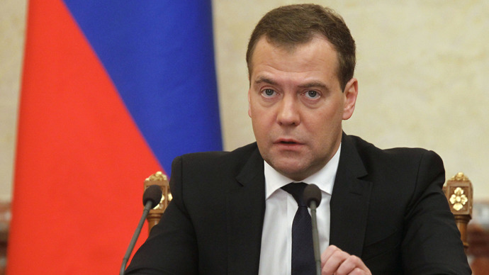 Troubled Cyprus prompts Medvedev to create Russia's own offshore zone