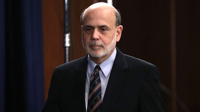 Obama hints that Bernanke is on the way out