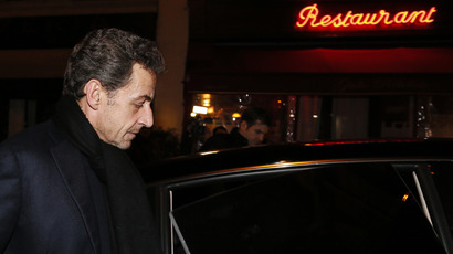 Sarkozy placed under formal investigation for corruption
