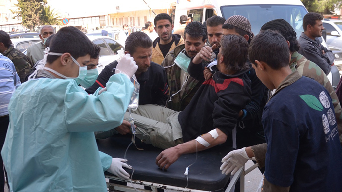 No evidence to support chemical weapons use in Syria - US official