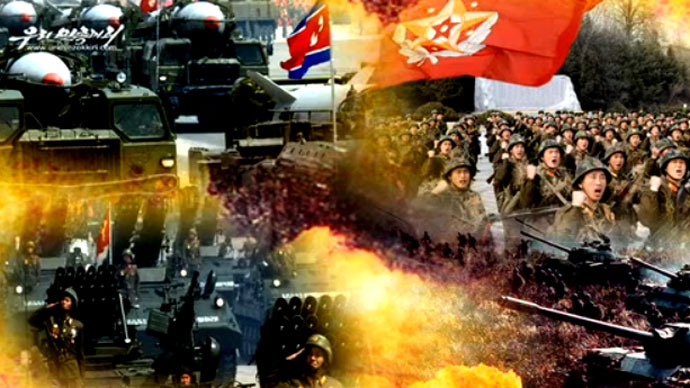 'Bombs over Seoul': New N. Korea propaganda clip threatens to take US hostages in South assault