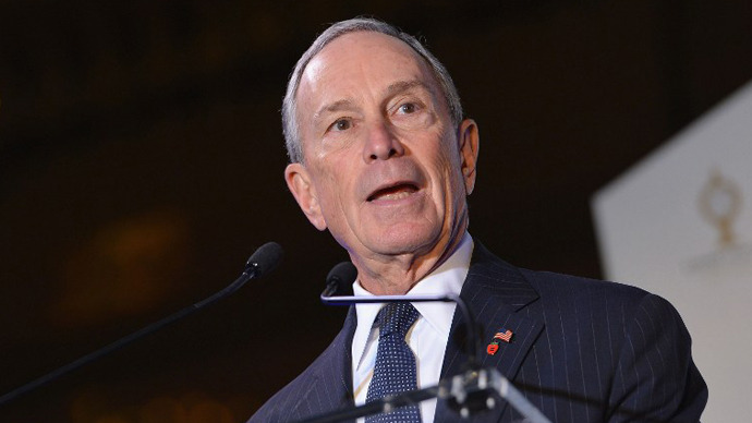 Bloomberg on drones over New York: 'Can't keep tides from coming in'