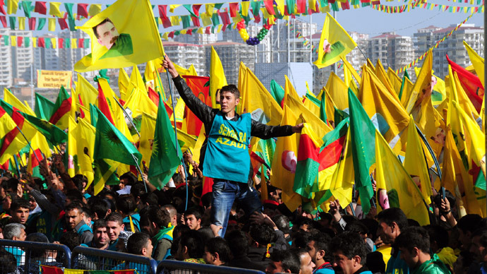Kurdish rebel group declares ceasefire with Turkey