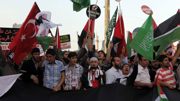 Tel Aviv refuses to end Gaza blockade as part of Turkey-Israel reconciliation
