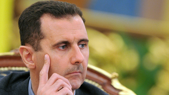 Assad death report dismissed as 'ridiculous' rumor