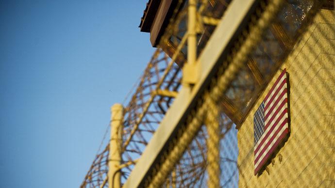 Guantanamo Bay.(AFP Photo /Jim Watson)