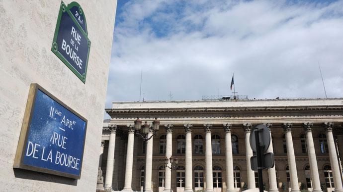 Negative French PMI triggers EU recession fears