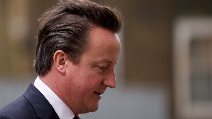 Britain's Prime Minister David Cameron.(AFP Photo / Andrew Cowie)
