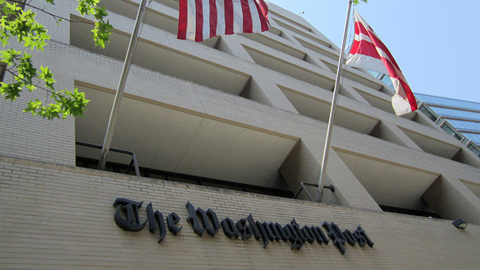 Washington Post fights censorship accusations