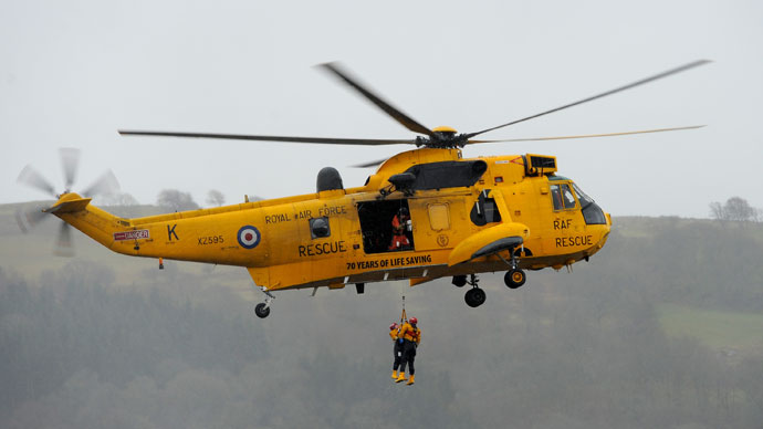 US private contractor to take over UK search and rescue ops