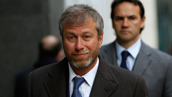 Abramovich's losses peaked at $132mn over false arrest report