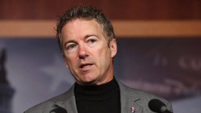 Rand Paul to filibuster gun control vote
